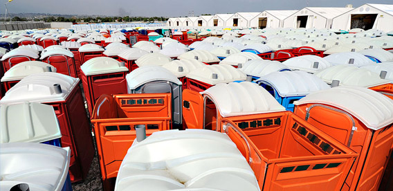 Champion Portable Toilets in Lakewood, CO